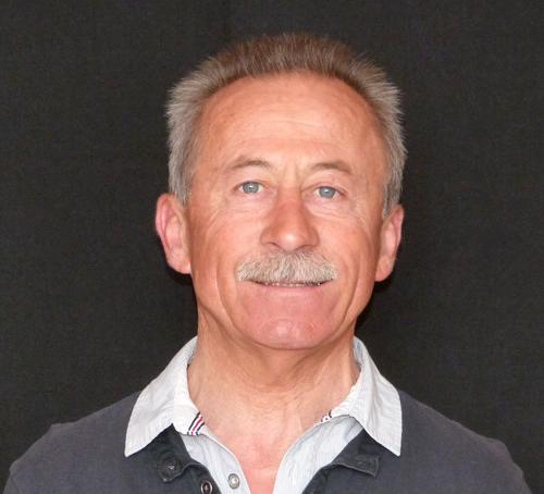 Raymond Le Dahéron conseiller municipal de l'opposition