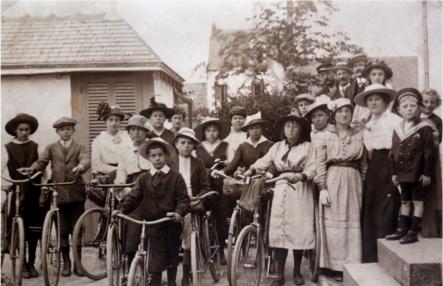 Population de Trignac années 20