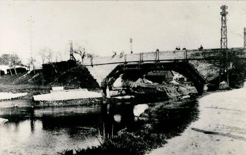 Pont de Paille