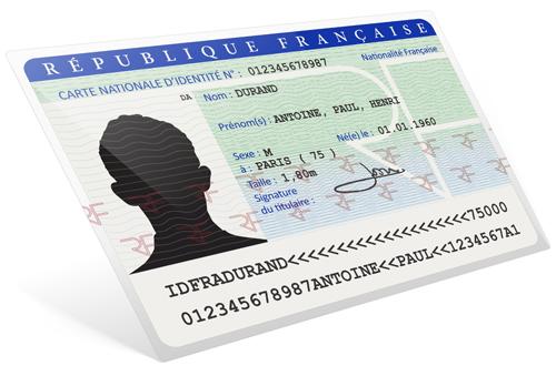 Carte Nationale D Identite