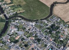 Projet Centre ville Trignac Pont de paille
